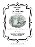 Non-fiction Reading Passage: Black Bart and the Pirate Code