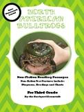 Amphibians-North American Bullfrogs Non-fiction Text -Metric