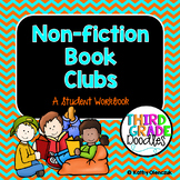 Non-fiction Book Clubs -- A Student Workbook