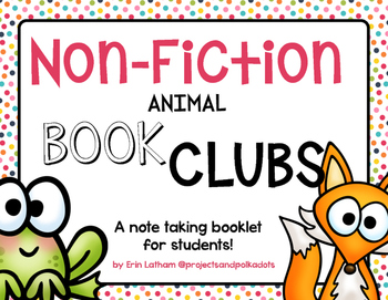 Non-fiction Book Clubs Booklet