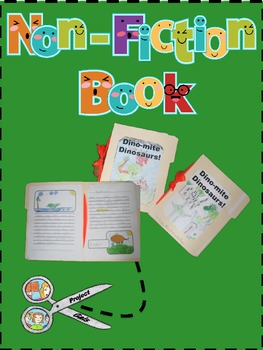 Non-fiction Book: Creating Student Authors