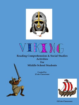 The Vikings: Non-fiction Reading Comprehension and Social