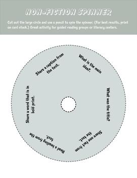 Non-fiction Spinner