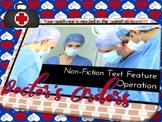 Non-fiction Text Feature Surgery