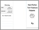 Non-fiction Text Features Brochure