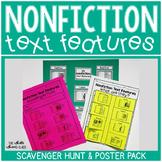 Nonfiction Text Features Freebie