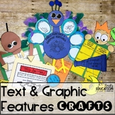 Non-fiction Text and Graphic Features Craft Graphic Organizers