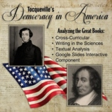 NON FICTION Tocqueville's Democracy in America (small extract only)