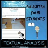 Critical Thinking: What is Textual Analysis #2: THE REPUBLIC (Philosophy)