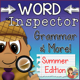 Grammar Worksheets {Summer Passages}