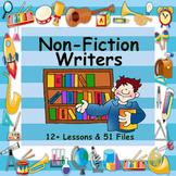 Non fiction Writers - MASSIVE 51 FILES