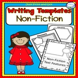 Non-fiction Writing Templates Any Topic