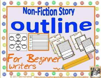 Non-fiction writing outline for beginner writers