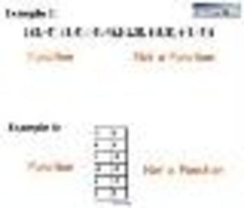 Non-function Function smartnotebook activity