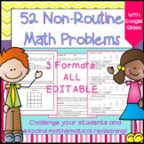 Math Enrichment: Math Challenge Problems for Older Student