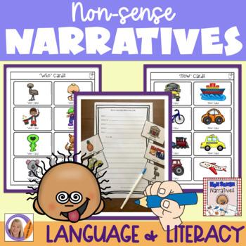 Narratives: non-sense narratives