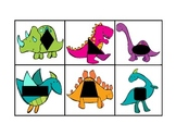 Non-standard Dinosaur Measuring and Dinosaur Shapes
