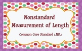 Non-standard Units of Measurement SB Lessons and Activities