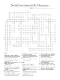 NonCommunicable Diseases Puzzle