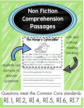 NonFiction Comprehension Passages RI.6