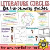 NonFiction Literature Circles for the Primary Grades