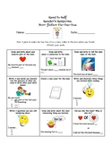 NonFiction Read to Self Tic-Tac-Toe BUNDLE