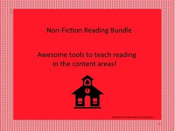 NonFiction Reading Bundle