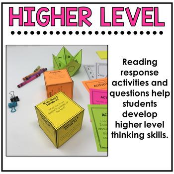 NonFiction Reading Response Activities
