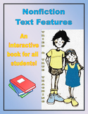 NonFiction Text Features - An Interactive Book