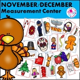 NonStandard Measurement Center November December