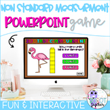 NonStandard Measurement PowerPoint Game