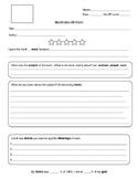 Nonfiction AR Book Form