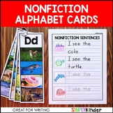 Nonfiction Alphabet Cards