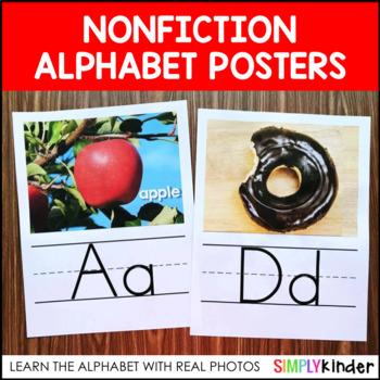 Nonfiction Alphabet Posters