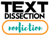 Nonfiction Analysis: Dissecting Text