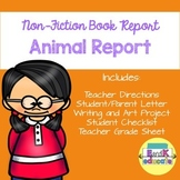 Nonfiction Animal Book Report