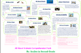 Nonfiction Animal Comprehension Pack