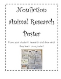 Nonfiction Animal Research Project