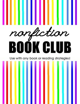 Nonfiction Book Club Packet