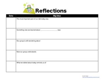 Nonfiction Book Club Writing and Reflection Packet