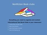 Nonfiction Book Clubs Student Roles