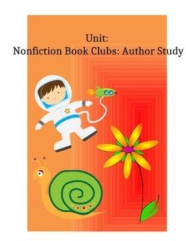 Nonfiction Book Clubs: Author Study (TC Reading Unit)
