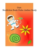 Nonfiction Book Clubs: Author Study (TC Reading Unit)