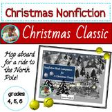 Nonfiction Book Companion to Van Allsburg's Polar Express