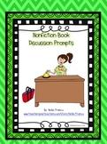 Nonfiction Book Discussion Prompts