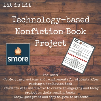 Nonfiction Book Project- Technology-based