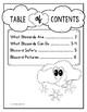 Nonfiction Book Report: Blizzards!