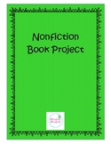 Nonfiction Book Report Project- Student Created Folder Book Report