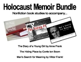 Nonfiction Book Studies: Holocaust Memoir Bundle