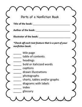 Nonfiction Book Study